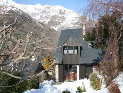 Holiday home near Luz Saint Sauveur in French Pyrenees.