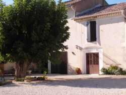 Holiday rental in Orange, Provence.