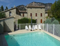 Holiday home with private pool in Provence. near Manas