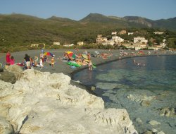 Holiday rental in Corsica island near Sisco