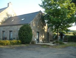 Holiday cottage close to Quimper in Brittany. near Saint Nic