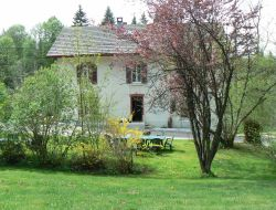 Accommodation for a group in the Franche Comte, France. near Mouthier Haute Pierre