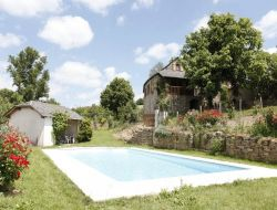 Holiday home near Albi in Midi Pyrenees.