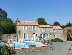 Big capacity holiday home in Vendee, Pays de Loire.