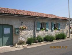 Holiday home near La Rochelle in the south west of France. near Villars en Pons