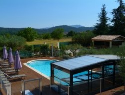 Holiday rental near Brignoles in the south of France