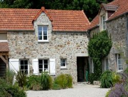 Charming B&B close to Cherbourg in France.