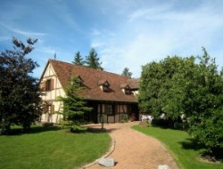 Big capacity holiday home in Alsace.