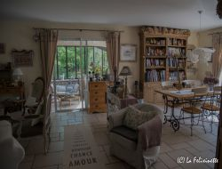 B&B close to Cahors in Midi Pyrenees, France.