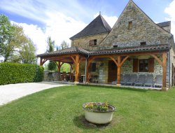 Holiday homes close to Sarlat in Dordogne, Aquitaine.