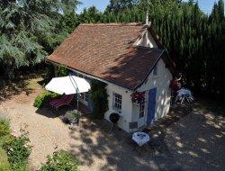 Gîte avec piscine à louer en Dordogne.