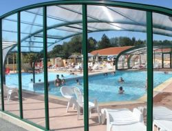 Holiday accommodation in camping in Vendee, France.