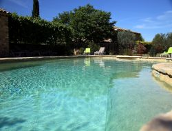 Holiday accommodation with pool in Provence. near Richerenches