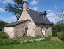 Charming holiday home in center brittany near Cleguerec