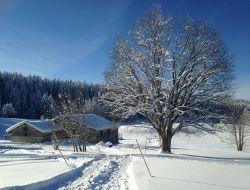 Location de gites dans le Haut Jura