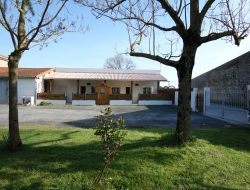Holiday homes near Royan in Poitou Charentes near Saint Romain de Benet