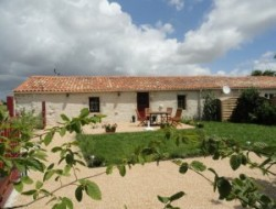 Holiday rental in Lucon, Vendee, France. near Mareuil sur Lay Dissais