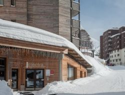 Holiday accommodation in Avoriaz ski resort, France. near Bernex
