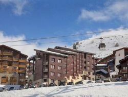 Holiday residence in savoy ski resort.