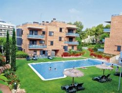 Holiday accommodations on Costa Dorada in Spain.