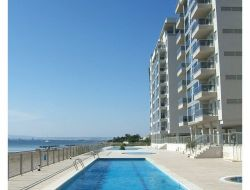 Seafront holiday rental in southern spain.
