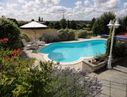 Holiday rentals with heated pool in Charente Maritime. near Leoville
