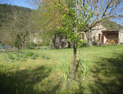 Holiday home in Drome, South of France. near Recoubeau Jansac