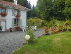 Holiday accommodation for a group in the Vosges, France. near Ban de Laveline