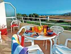 seaside holiday rental on the Costa Brava.