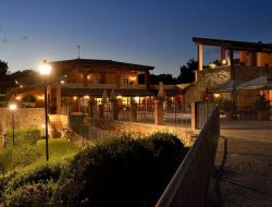 Holiday accommodations with pool in Tuscany, Italy.