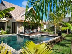 Luxury holiday rentals with pool in Mauritius