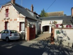 Holiday home close to the Chateaux de la Loire in France.