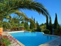 Gite avec piscine a louer près de Marseille.