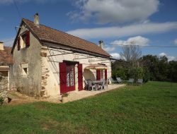 Holiday cottage near Sarlat in Dordogne, Aquitaine. near Saint Felix de Reillac