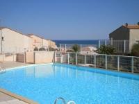 Location de vacances en bord de mer dans l'Aude.