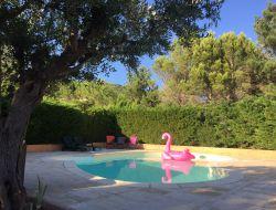 Villa avec piscine privée a louer dans l'Aude.