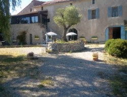 Holiday rental in the Vevennes, Languedoc Roussillon.