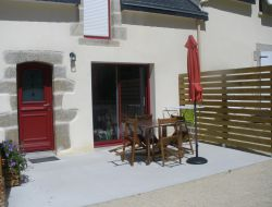 Seaside holiday rentals in southern Brittany. near Moelan sur Mer
