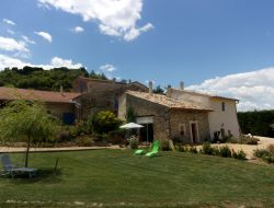 Charming holiday home in the Drome, France. near Vercheny