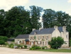 B&B in the southern Brittany, France. near Saint Yvi