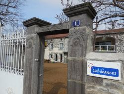 Holiday home near Clermont Ferrand in Auvergne.