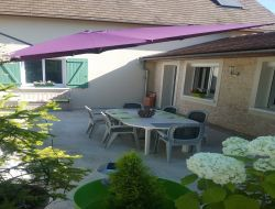 Holiday rental near Fontainebleau in France