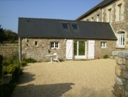 Holiday rental near Paimpol in Brittany, France.