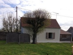 Holiday home in the Yonne, Burgundy.