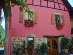 Holiday home near Colmar in Alsace, France.