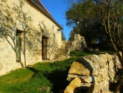 Holiday home near Cahors in the Lot, Midi Pyrenees. near Marcilhac sur Célé