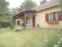 Holiday cottage close to Sarlat in Dordogne, Aquiatine.