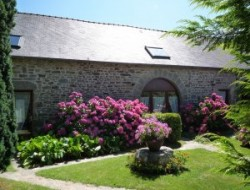 Holiday accommodations close to Lorient in Brittany. near Pont Scorff