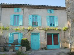Holiday cottage near Foix in Midi Pyrenees.
