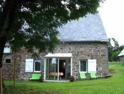 Holiday home near Vulcania in Auvergne near Saint Sulpice